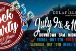DELAFIELD BLOCK PARTY:  Food and Music Festival 2021